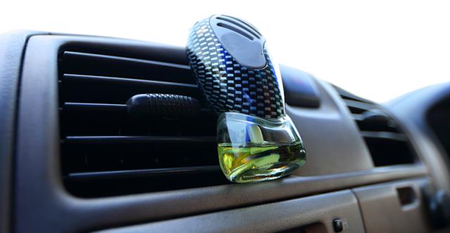 Automotive Fragrance Turns 'Ewww!'  To 'Ah!'