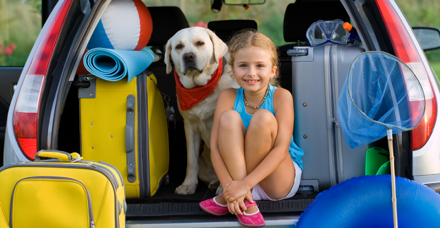 Don't Let Summer Put Brakes On Family Fun